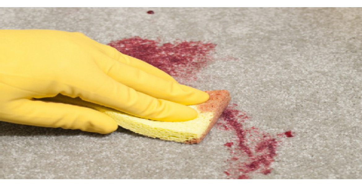 Tips to Remove Stains from Carpets (Guest Blog)