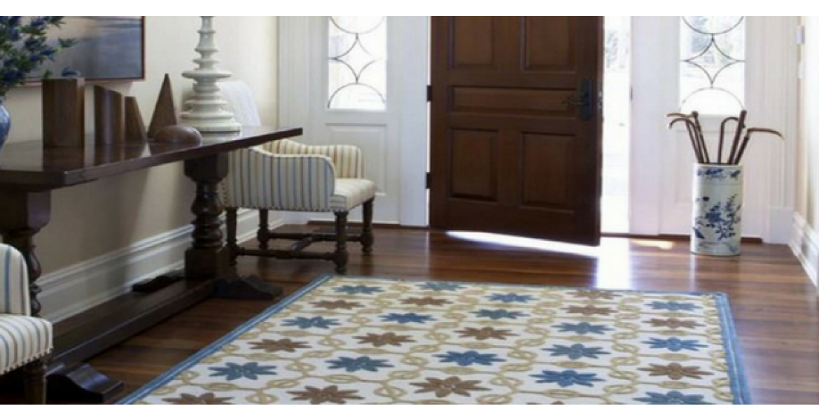 Everything Starts In The Entryway: A Blackstone Carpets Home Series