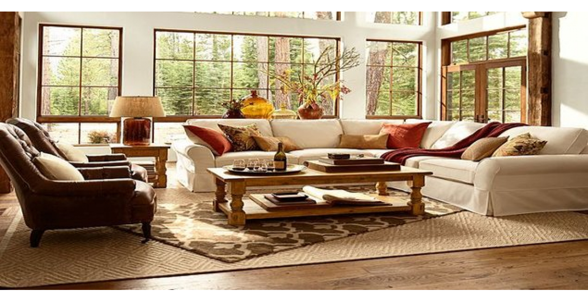 It's Your Family Room: A Blackstone Carpets Home Series